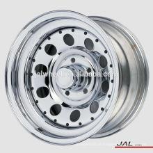 4X4 Roda modular cromada de 16X6.5 ''