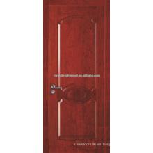 Oriente Medio grano de madera pintado moldeada puerta