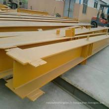 Faisceau en acier soudé H Steel / H (XGZ-17)