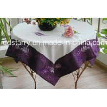 Hemstitch Style Tableclothes St0060