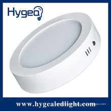 12w 18w 24W round surface mounted led panel