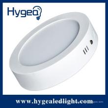 12W quente novo produto dimmable levou luz do painel com superfície montada