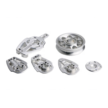 OEM CNC-Bearbeitungszentrum Aluminiumlegierung Kupferteile