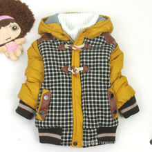 Boy Winter Fashion Design Child Clothes
