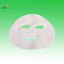 Máscara de papel facial cosmética bricolaje