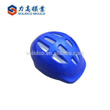 High Quality China Alibaba Wholesale Plastic Helmet Visor Mould Plastic Injection Safety Helmet Mould