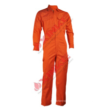 vêtements ignifuges orange FR pour Singapour