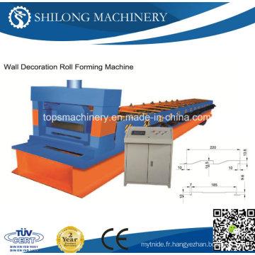 Machine de formage de rouleaux approuvé CE