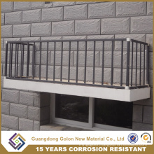 Chinese Galvanized Steel Aluminium Balcony Railing