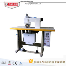 01 HX-2012RFS Non Woven Bag Ultrasonic Lace Sewing Machine For Garment Industry
