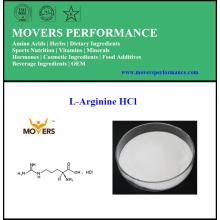 L-Arginine HCl à haute pure qualité
