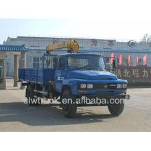 Fabrik Preis Dongfeng 140 Boom LKW Kräne Verkauf, 4x2 Kran LKW
