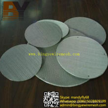 Multilayer Sintered Stainless Steel Mesh Filter