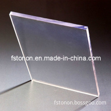 Clear Plastic Flat Polycarbonate Solid Sheet (Tonon0337)