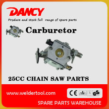 2500 chainsaw parts carburetor