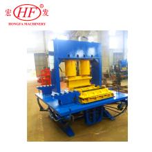 HF300T Automatic Bidirectional hydraulic press machine for block making machine