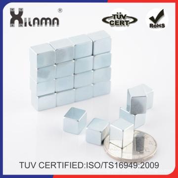 N52 Permanent Neodymium Magnet NdFeB Cube Rare Earth Magnet