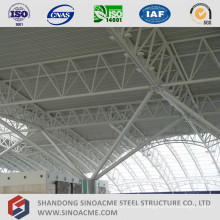 Steel Pipe Truss Structure Terminal Center