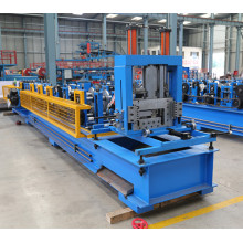 Full automatic CZ purlin roll forming machine