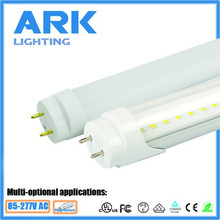 DLC UL qualified directly replace fluoresce tube compatible with electronic/magnetic ballast/ballast compatible LED T8 Lighting