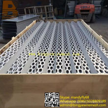 Perforated Metal Mesh for Decorative Wall
