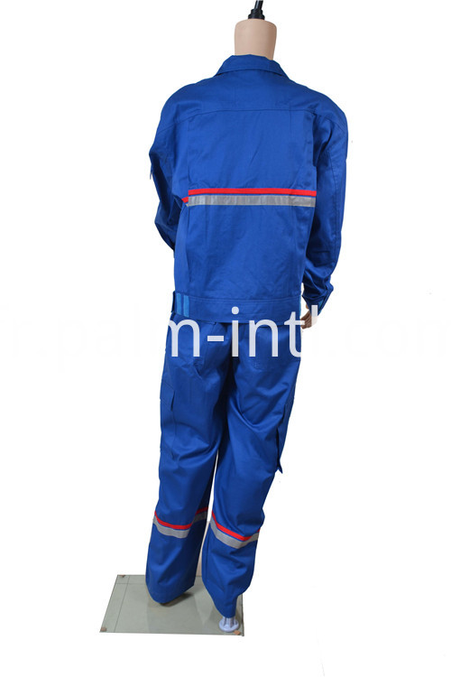 Blue Anti-Static Jacket Suit