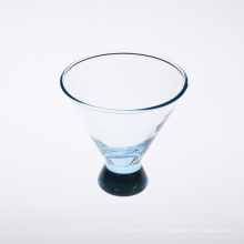 Wholesaler Light Blue Wine Glass