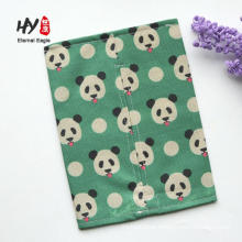 low price good quality linen tissue box