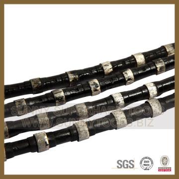 Good Quality Precision Diamond Wire Saw for Granite Quarry