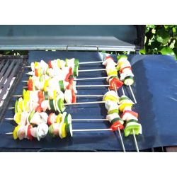 Heavy Duty Non-stick Cooking Liner ,BBq Cooking Sheet , Ideal For All Campers BBQ