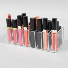 Clear Acrylic Lipstick Storage Containers