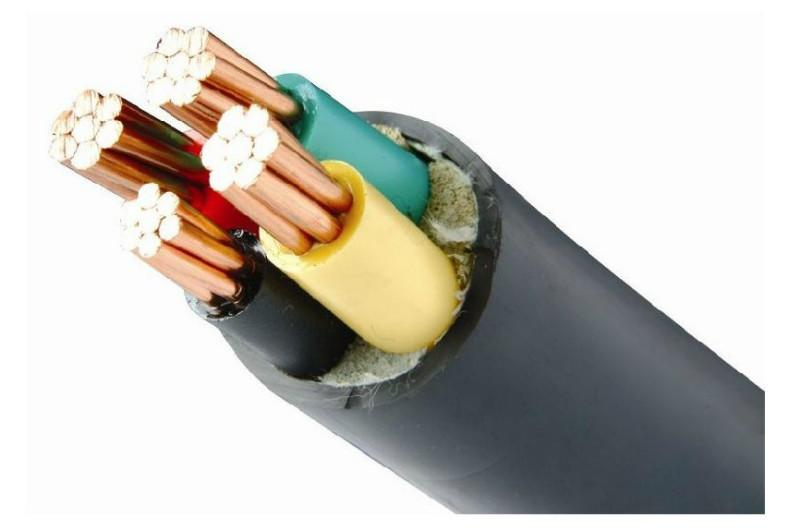 1KV FOUR CORES XLPE INSULATED POWER CABLE