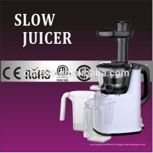 Tritan Auger Cold Press Pas de problème de brevet Slow Juicer