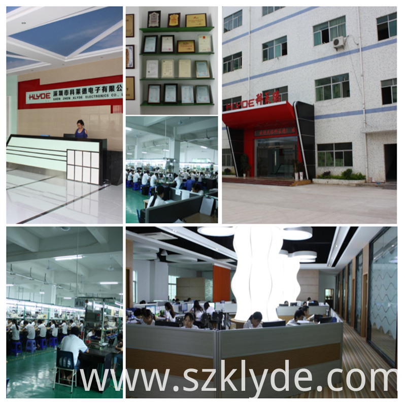 klyde car dvd factory