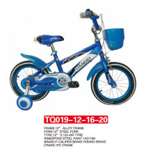 Blue Color Children Bicycle/Beautiful Design 12""