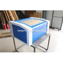 Гравировальный станок для одежды из латуни Syngood 40W Co2 всего USD1690