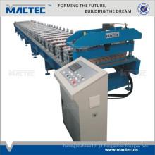 Máquina de formação de folha de telhado colorida