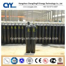 40L Cylindre à gaz à haute teneur en dioxyde de carbone oxydé à l'azote et à l'argon
