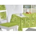 Plaid Style PVC-Material gedruckt Kunststoff Tischdecke