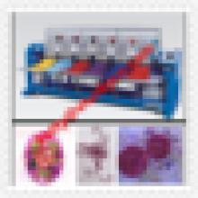 Cap / T-shirt / Shoe 6 cabeças de maquina de bordar computadorizada à venda