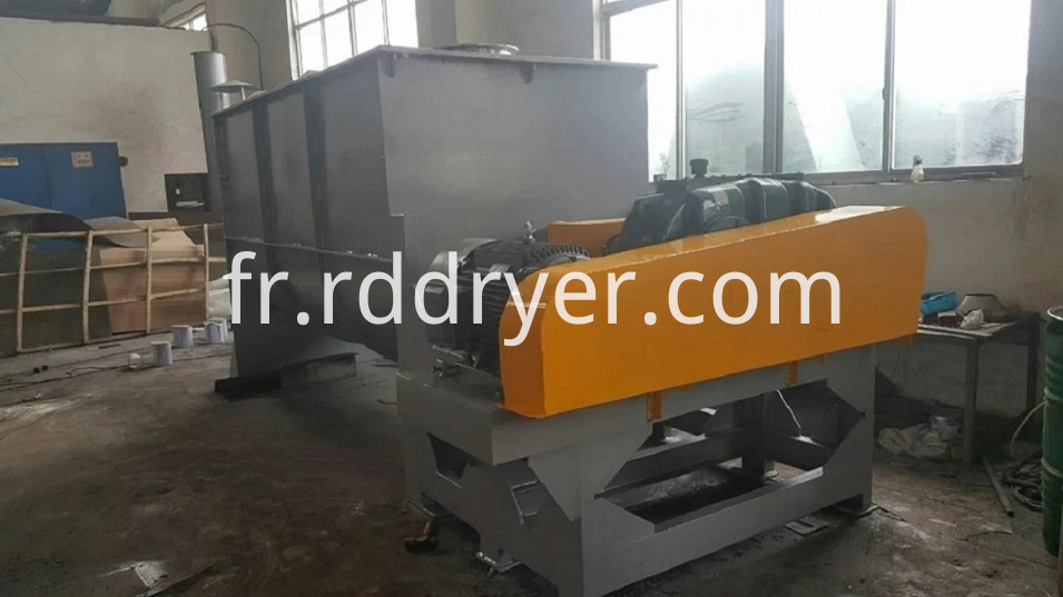 Powder Mixer Non-Gravity Mixer V-Shape Mixer for Dry Powder Mixing Process