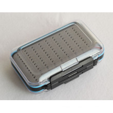 High Quality Clear Waterproof Plastic Fly Box