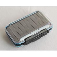 Alta qualidade transparente impermeável plástico fly box