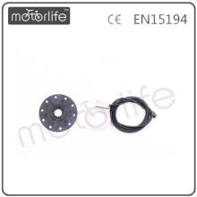 MOTORLIFE pedal assistance system alluminum 10pcs disc 3pin plug