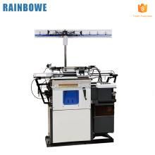 luva automática do trabalho que faz a maquinaria máquinas de confecção de malhas da mão para fazer luvas