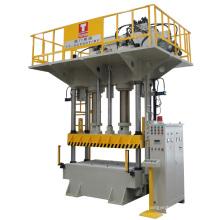 Machine de découpage de presse hydraulique à quatre colonnes Tt-Sz200t