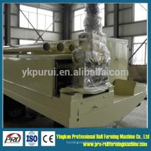 914-400 Large Roof Span Color Sheet Construction Machine à former un rouleau à froid