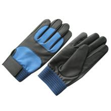 PU ладони спандекс назад механик перчатки работы-7102