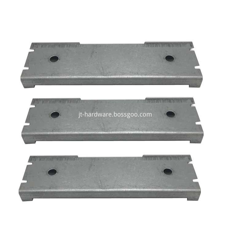 Custom Sheet Metal Punching Parts Metal Stamping Pressing 2