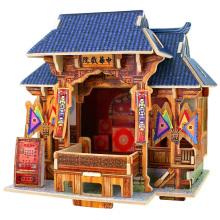 Juguete de los juguetes de la madera para las casas globales-China